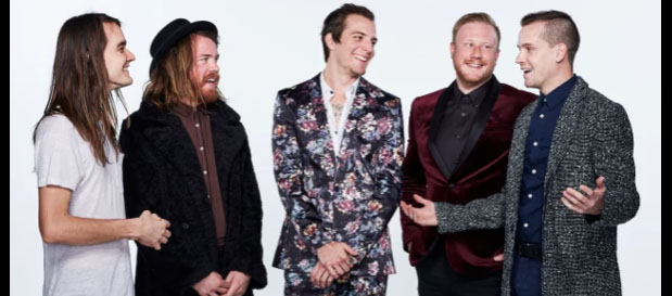 "The Maine Debut New Music Video for ""Taxi"""