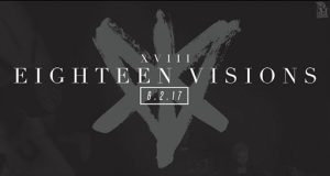 """Eighteen Visions Debut """"The Disease, The Decline, and Wasted Time"""""""