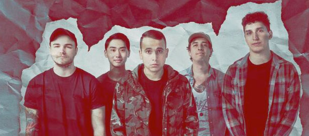 "Across The Atlantic Sign To SharpTone Records, Debut ""24 Hours"" Music Video"