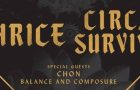 Thrice and Circa Survive Announce Fall Tour