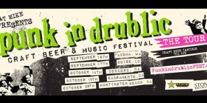 Fat Mike (NOFX) Announces Punk In Drublic Craft Beer & Music Festival