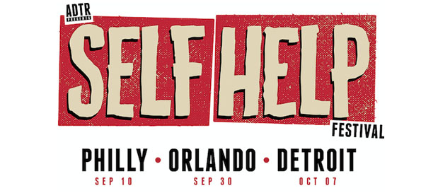 Self Help Festival 2016 Bands Announced — Kill The Music