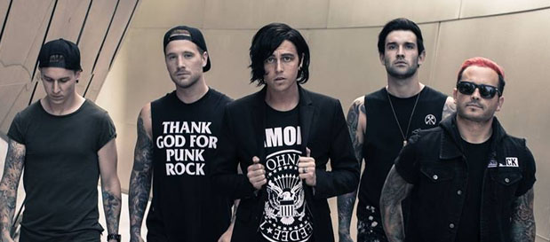 "Sleeping With Sirens Debut ""Legends"" Music Video"