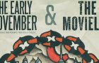 The Movielife and the Early November Announce Fall Tour