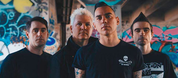 """Anti-Flag Announce Tour With Stray From The Path, Debut """"When The Wall Falls"""""""