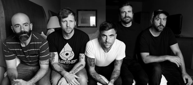 Circa Survive Post 'The Amulet' Behind The Scenes Videos