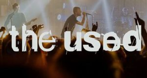The Used Announces Fall US Tour With Glassjaw