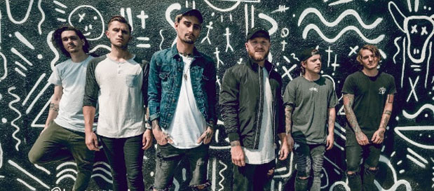 We Came As Romans Announce 'Cold Like War' October 20th, Debut Title Track