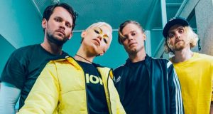 """Tonight Alive Debut """"Crack My Heart"""" Music Video"""