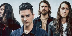 """Dashboard Confessional Debuts New Track """"Heart Beat Here"""""""
