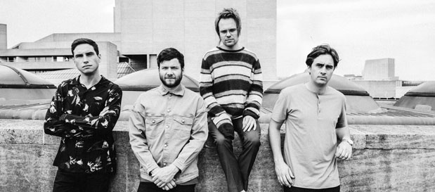 """Enter Shikari Rocks Out On The Moon In A New Music Video For """"The Sights"""""""