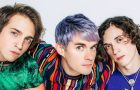 "Waterparks Debut ""Blonde"" Music Video"