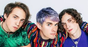 """Waterparks Debut Music Video for """"Lucky People"""""""
