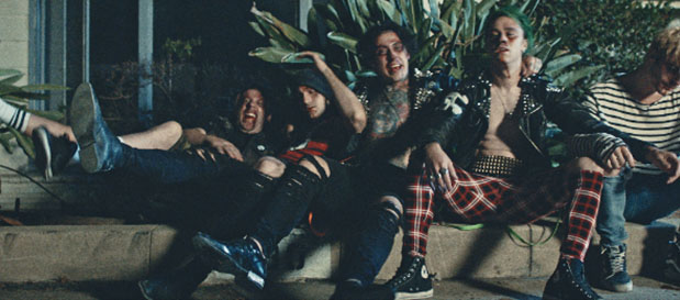 "Falling In Reverse Post Making Of Video for ""FYAAYF"""