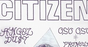 Citizen Announce Headline Tour With Angel Dust, Oso Oso, and Pronoun