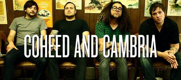 Punkvideosrock | Coheed and Cambria , Glassjaw , and Silver