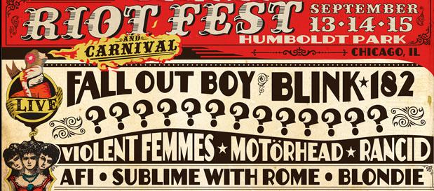 Punkvideosrock | Riot Fest