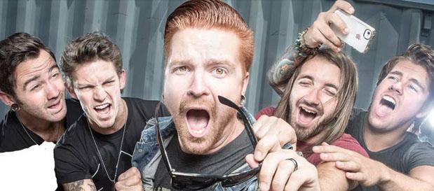 "Punkvideosrock | Memphis May Fire Posts ""Beneath The Skin"""